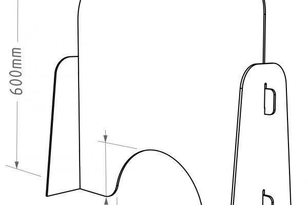 Nail Bar Narrow